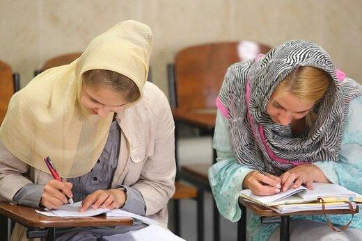 امکان ورود دانشجویان خارجی به کشور